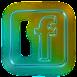 facebook-logo-square-neon-webtreatsetc