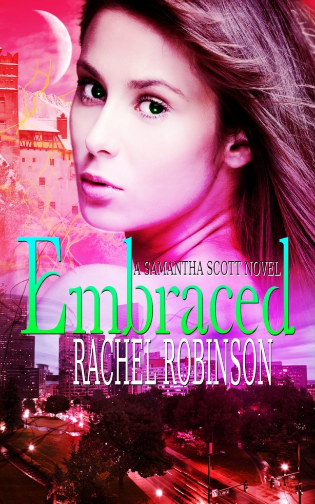 Embraced cover reveal