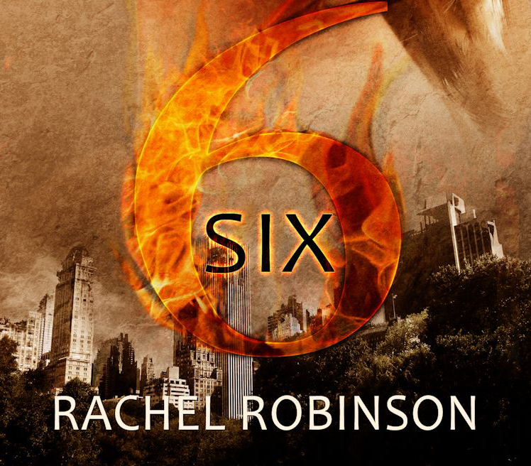 SIX Cover Reveal. Part 2.