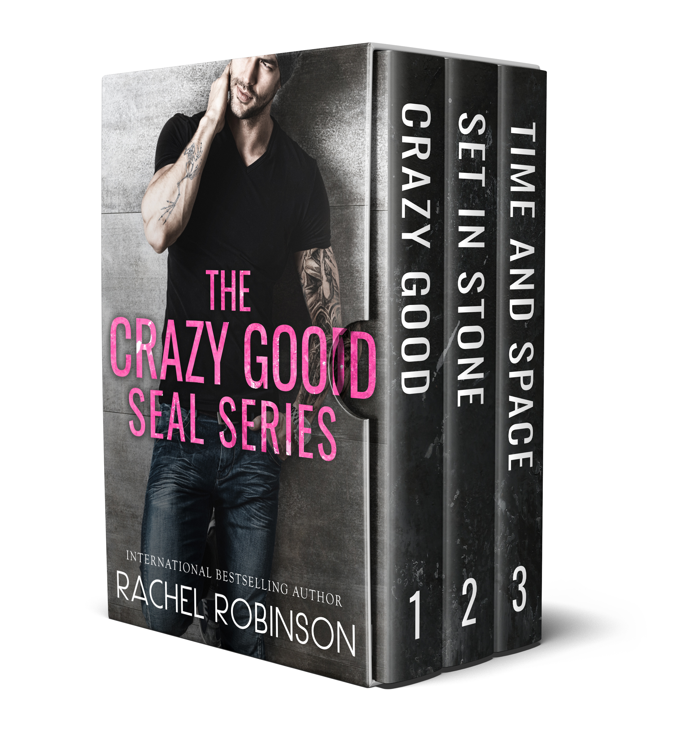 The Crazy Good SEAL Series Boxed Set